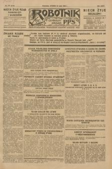 Robotnik : centralny organ P.P.S. R.35, nr 213 (30 lipca 1929) = nr 3773