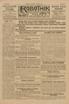 Robotnik : centralny organ P.P.S. R.35, nr 215 (1 sierpnia 1929) = nr 3775