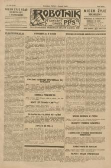 Robotnik : centralny organ P.P.S. R.35, nr 216 (2 sierpnia 1929) = nr 3776