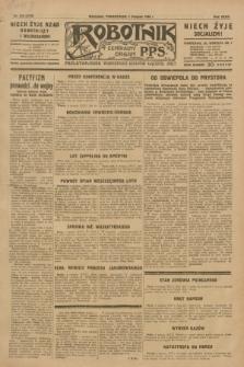Robotnik : centralny organ P.P.S. R.35, nr 219 (5 sierpnia 1929) = nr 3779