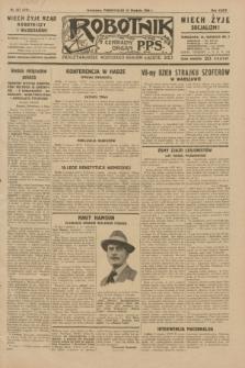 Robotnik : centralny organ P.P.S. R.35, nr 227 (12 sierpnia 1929) = nr 3787