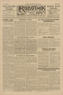 Robotnik : centralny organ P.P.S. R.35, nr 236 (22 sierpnia 1929) = nr 3796