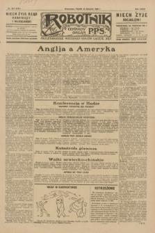 Robotnik : centralny organ P.P.S. R.35, nr 237 (23 sierpnia 1929) = nr 3797