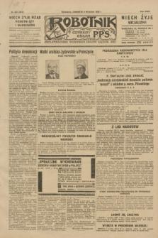 Robotnik : centralny organ P.P.S. R.35, nr 252 (5 września 1929) = nr 3812