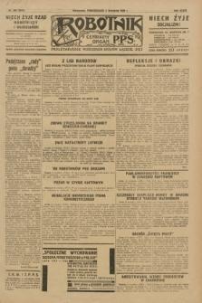 Robotnik : centralny organ P.P.S. R.35, nr 256 (9 września 1929) = nr 3816