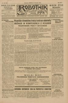 Robotnik : centralny organ P.P.S. R.35, nr 262 (15 września 1929) = nr 3822