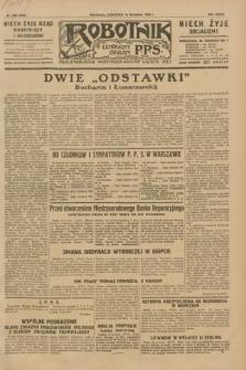 Robotnik : centralny organ P.P.S. R.35, nr 266 (19 września 1929) = nr 3826