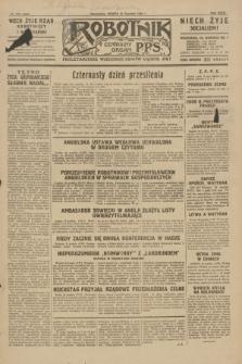 Robotnik : centralny organ P.P.S. R.35, nr 372 (21 grudnia 1929) = nr 3932