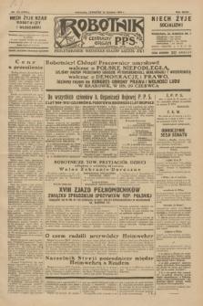 Robotnik : centralny organ P.P.S. R.36, nr 172 (19 czerwca 1930) = nr 4102