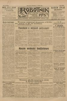 Robotnik : centralny organ P.P.S. R.36 [i.e.37], nr 53 (5 lutego 1931) = nr 4393