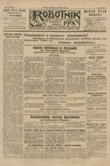 Robotnik : centralny organ P.P.S. R.36 [i.e. 37], nr 71 (18 lutego 1931) = nr 4411