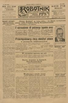 Robotnik : centralny organ P.P.S. R.37, nr 100 (14 marca 1931) = nr 4440