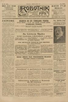 Robotnik : centralny organ P.P.S. R.37, nr 165 (8 maja 1931) = nr 4505