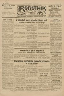 Robotnik : centralny organ P.P.S. R.37, nr 215 (16 czerwca 1931) = nr 4555