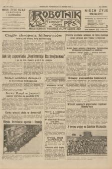 Robotnik : centralny organ P.P.S. R.37, nr 437 (14 grudnia 1931) = nr 4777