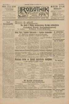 Robotnik : centralny organ P.P.S. R.38, nr 21 (19 stycznia 1932) = nr 4817