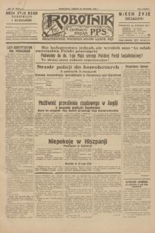 Robotnik : centralny organ P.P.S. R.38, nr 25 (23 stycznia 1932) = nr 4821