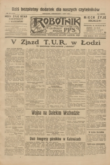 Robotnik : centralny organ P.P.S. R.38, nr 35 (1 lutego 1932) = nr 4831