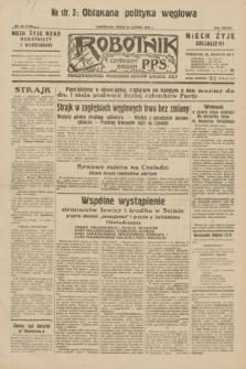 Robotnik : centralny organ P.P.S. R.38, nr 60 (24 lutego 1932) = nr 4856