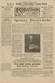 Robotnik : centralny organ P.P.S. R.38, nr 76 (6 marca 1932) = nr 4871