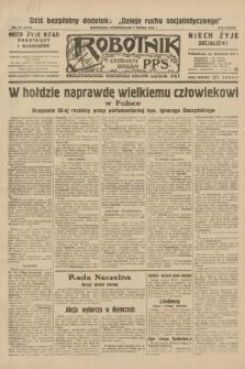 Robotnik : centralny organ P.P.S. R.38, nr 77 (7 marca 1932) = nr 4872