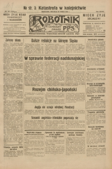 Robotnik : centralny organ P.P.S. R.38, nr 100 (20 marca 1932) = nr 4893
