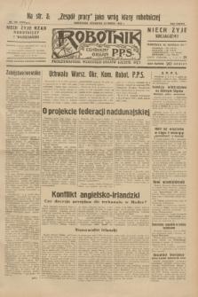 Robotnik : centralny organ P.P.S. R.38, nr 105 (24 marca 1932) = nr 4898