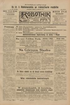 Robotnik : centralny organ P.P.S. R.38, nr 130 (16 kwietnia 1932) = nr 4923 (po konfiskacie nakład drugi)