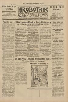 Robotnik : centralny organ P.P.S. R.38, nr 132 (17 kwietnia 1932) = nr 4925 (po konfiskacie nakład drugi)