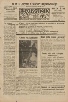 Robotnik : centralny organ P.P.S. R.38, nr 137 (21 kwietnia 1932) = nr 4930