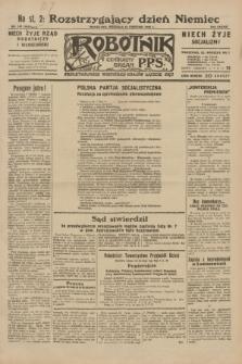 Robotnik : centralny organ P.P.S. R.38, nr 140 (24 kwietnia 1932) = nr 4933