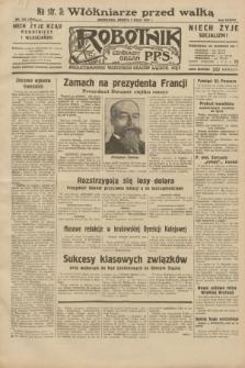 Robotnik : centralny organ P.P.S. R.38, nr 155 (7 maja 1932) = nr 4948