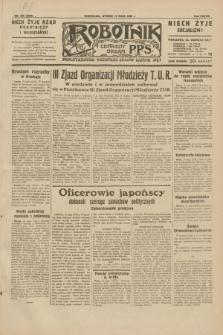 Robotnik : centralny organ P.P.S. R.38, nr 166 (17 maja 1932) = nr 4959