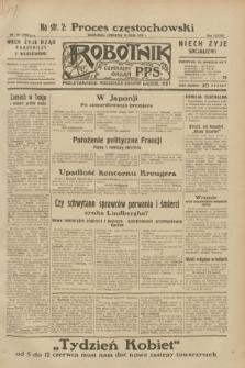 Robotnik : centralny organ P.P.S. R.38, nr 169 (19 maja 1932) = nr 4962