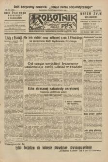 Robotnik : centralny organ P.P.S. R.38, nr 173 (23 maja 1932) = nr 4966