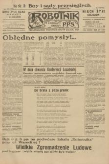 Robotnik : centralny organ P.P.S. R.38, nr 200 (15 czerwca 1932) = nr 4994