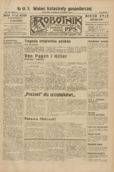 Robotnik : centralny organ P.P.S. R.38, nr 201 (16 czerwca 1932) = nr 4994