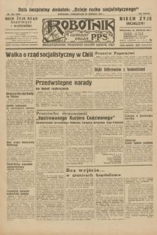 Robotnik : centralny organ P.P.S. R.38, nr 206 (20 czerwca 1932) = nr 4999