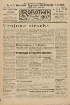 Robotnik : centralny organ P.P.S. R.38, nr 212 (24 czerwca 1932) = nr 5005