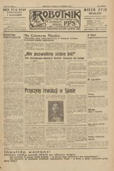 Robotnik : centralny organ P.P.S. R.38, nr 214 (26 czerwca 1932) = nr 5007