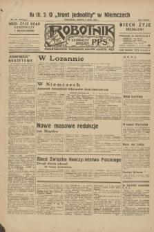 Robotnik : centralny organ P.P.S. R.38, nr 220 (2 lipca1932) = nr 5013