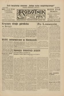 Robotnik : centralny organ P.P.S. R.38, nr 232 (11 lipca 1932) = nr 5025