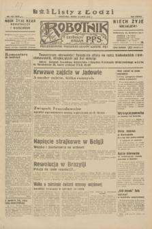 Robotnik : centralny organ P.P.S. R.38, nr 235 (13 lipca 1932) = nr 5028