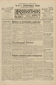 Robotnik : centralny organ P.P.S. R.38, nr 252 (25 lipca 1932) = nr 5045