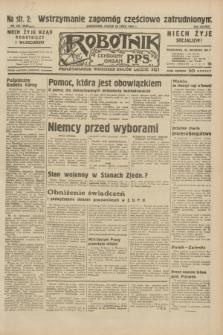 Robotnik : centralny organ P.P.S. R.38, nr 255 (29 lipca 1932) = nr 5048