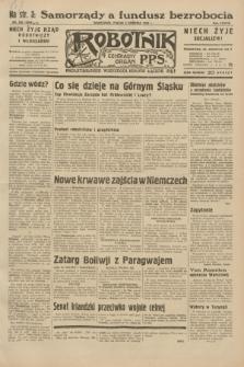 Robotnik : centralny organ P.P.S. R.38, nr 265 (5 sierpnia 1932) = nr 5058
