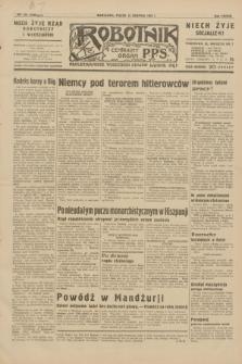 Robotnik : centralny organ P.P.S. R.38, nr 273 (12 sierpnia 1932) = nr 5066