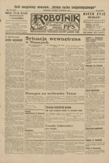 Robotnik : centralny organ P.P.S. R.38, nr 277 (16 sierpnia 1932) = nr 5070