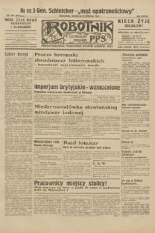 Robotnik : centralny organ P.P.S. R.38, nr 283 (21 sierpnia 1932) = nr 5076