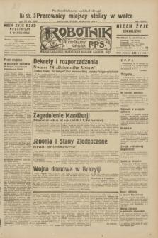 Robotnik : centralny organ P.P.S. R.38, nr 295 (30 sierpnia 1932) = nr 5088 (po konfiskacie nakład drugi)